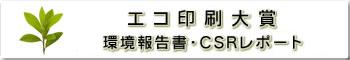 エコ印刷大賞<環境報告書・CSRレポート2009>